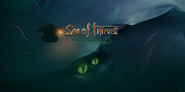 Вышло крупное дополнение для Sea of Thieves - The Hungering Deep с сюжетной кампанией