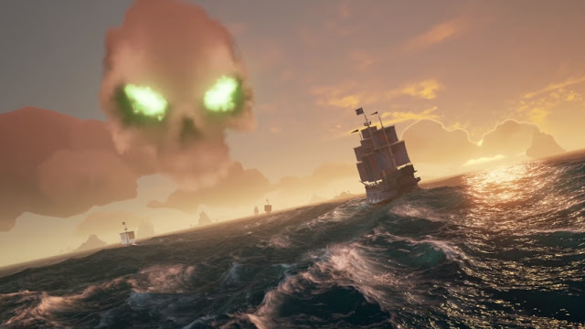 О первом крупном контентном обновлении для Sea of Thieves расскажут на следующей неделе