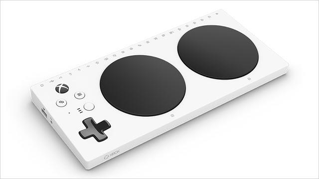 Microsoft официально анонсировала новый адаптивный геймпад для Xbox