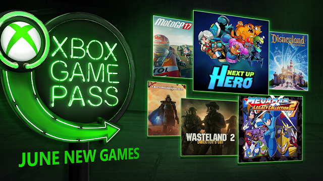 6 игр пополнят список бесплатных проектов Xbox Game Pass в июне