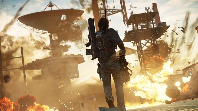 Just Cause 3 будет доступна бесплатно на Xbox One в ближайшие дни
