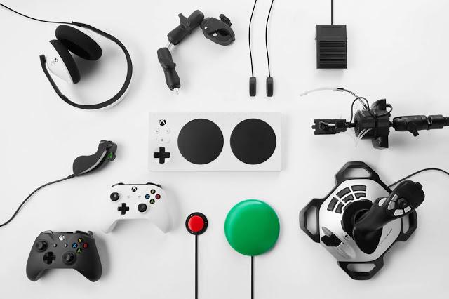 Фил Спенсер про новый адаптивный геймпад для Xbox