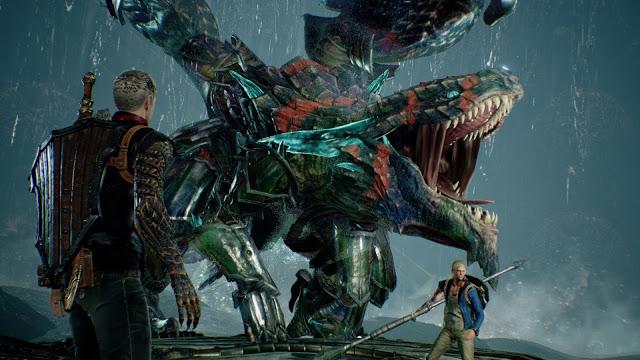 Создатели Scalebound готовы вновь сотрудничать с Microsoft