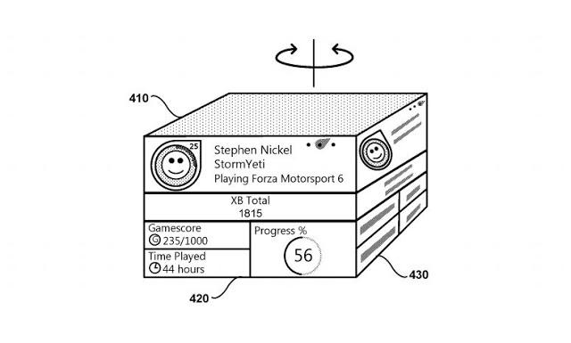 Режим «Карьера» в Xbox Live обнаружили среди патентов Microsoft