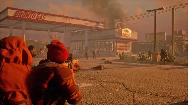 Сравнение State of Decay 2 на Xbox One X и Xbox One S