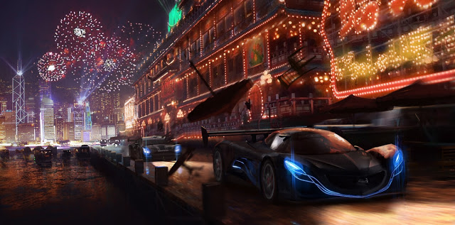 В сети обнаружили предполагаемые концепты Forza Horizon 4