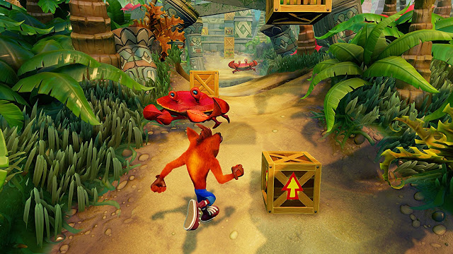 Crash Bandicoot N. Sane Trilogy выйдет на Xbox One раньше, чем было запланировано