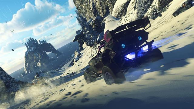 Открытая бета-версия игры ONRUSH стала доступна на Xbox One