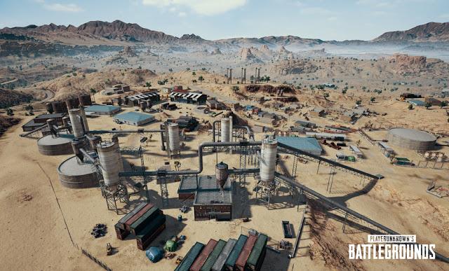 24 мая карта Мирамар станет доступна в PUBG на Xbox One