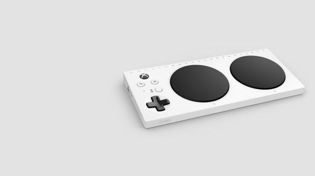 В сети появилось изображение нового геймпада для Xbox One