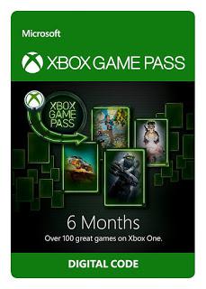 Распродажа Xbox Game Pass – 6 месяцев по цене 3 месяцев