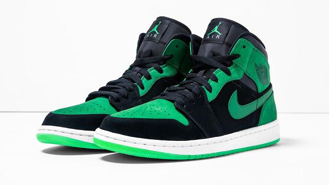 Microsoft представила кроссовки Black Air Jordan в стиле Xbox