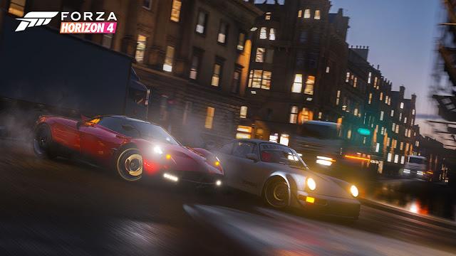 Forza Horizon 4 получит два крупных дополнения