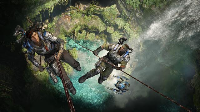 За саундтрек к Gears 5 будет отвечать композитор Westworld и Game of Thrones