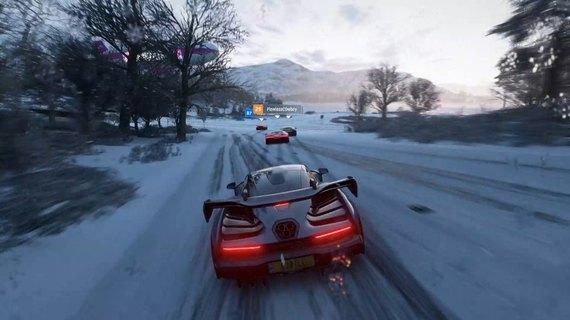 E3: Анонсирована Forza Horizon 4 - первый трейлер, геймплей, подробности
