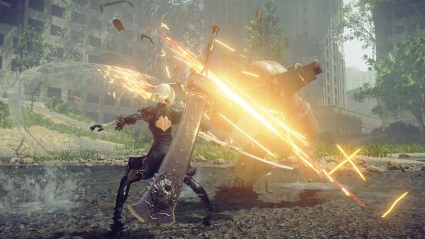Официально: NieR: Automata выйдет в этом месяце на Xbox One