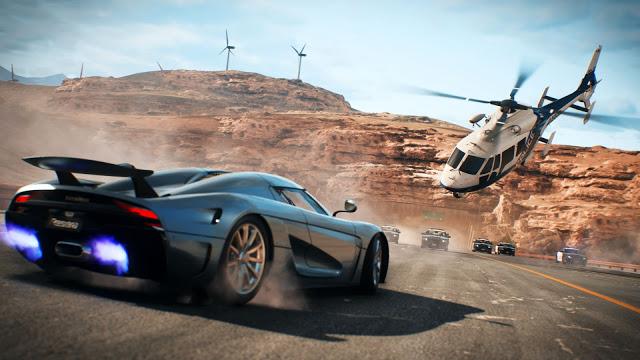 Need For Speed Payback стал доступен бесплатно подписчикам EA Access