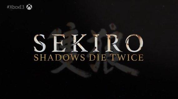 E3: Анонсирована новая игра от From Software - Sekiro Shadows Die Twice