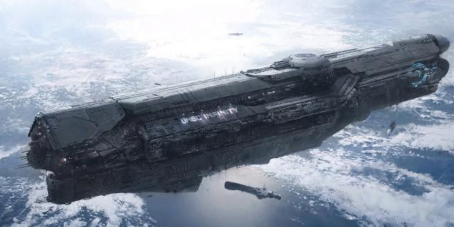 Слух: Microsoft на E3 может представить Halo Infinity, посвященный UNSC Infinity
