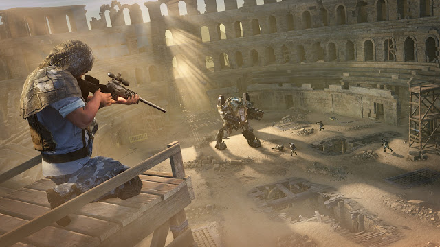В этом году Warface выйдет на Xbox One
