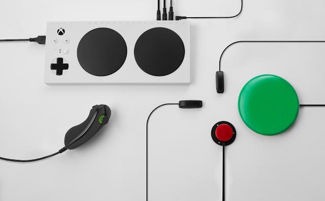 Xbox Adaptive Controller стал доступен для предзаказа, релиз в сентябре