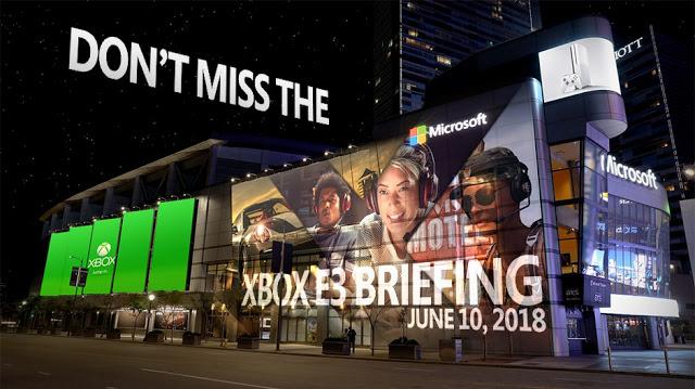 О планах Microsoft на E3 2018: конференция, новый выпуск Xbox Inside, призы