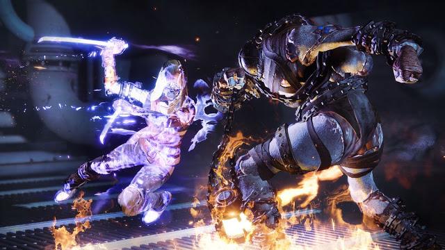 Sony замазала геймпад Xbox в новом трейлере Destiny 2