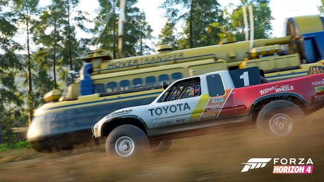 В Forza Horizon 4 игроков ожидают сюжетные миссии