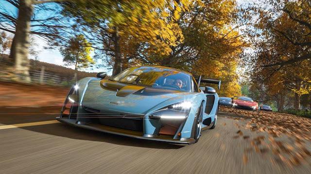 Forza Horizon 4 работает в нативных 4K на Xbox One X