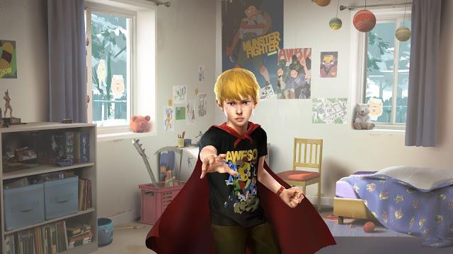 Бесплатная игра «Удивительные приключения Капитана Призрака» получит русский язык