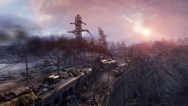 E3: В сети появился 17-минутный геймплейный ролик Metro Exodus