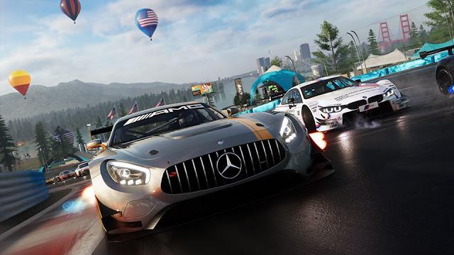 Бесплатная бета-версия The Crew 2 доступна на Xbox One