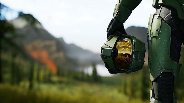 Движок Halo Infinite все еще в стадии разработки