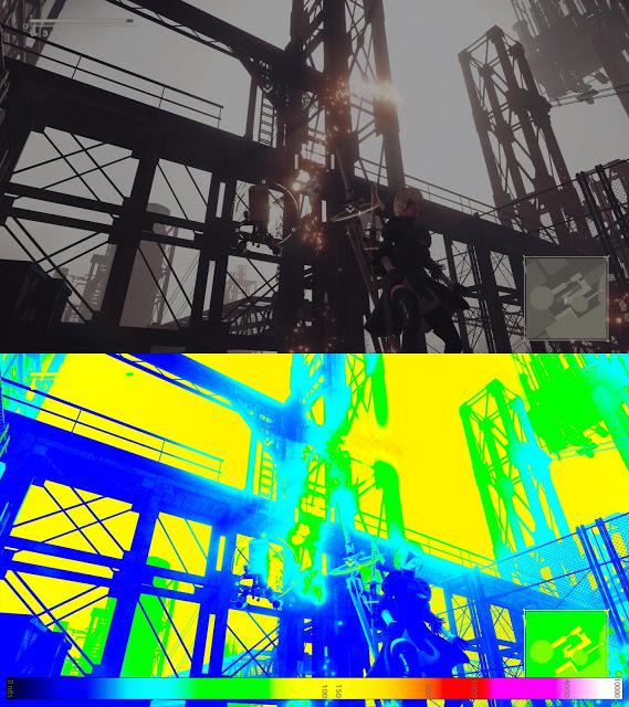 HDR в Nier Automata на Xbox One X «фейковый» и портит качество картинки