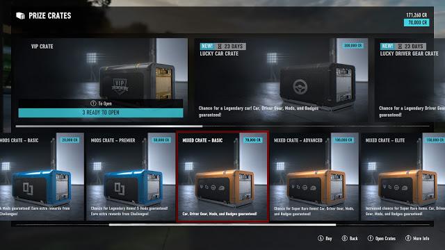 Из Forza Motorsport 7 уберут лутбоксы, и их не будет в Forza Horizon 4