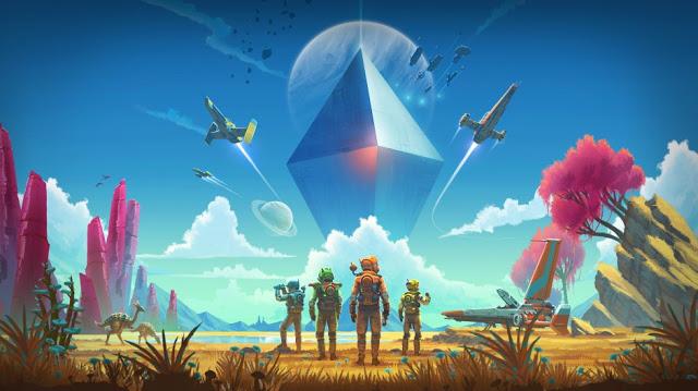 Геймплей обновления Next для No Man's Sky и подробности о нововведениях