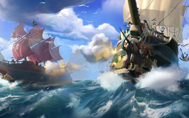 Студия Rare рассматривает вариант с добавлением режима «Королевской битвы» в Sea of Thieves