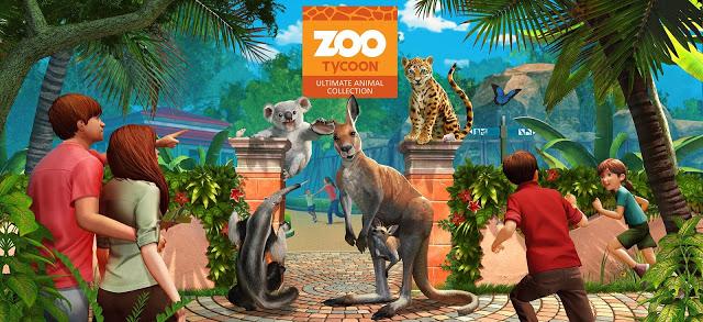 Игру Zoo Tycoon: Ultimate Animal Collection могут скачать бесплатно «золотые» подписчики