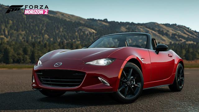 Для Forza Horizon 2 можно скачать 13 дополнений бесплатно