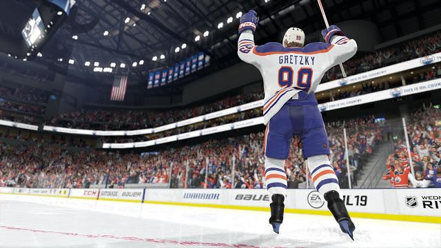 NHL 19 можно опробовать бесплатно на Xbox One