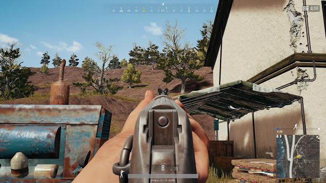 В PUBG на Xbox One реализуют аналоговое перемещение с ближайшим обновлением