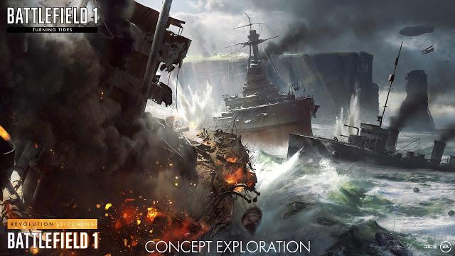 Два дополнения для Battlefield 1 и Battlefield 4 можно забрать бесплатно