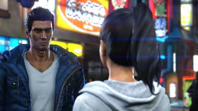 Игры серии Yakuza могут выйти на приставке Xbox One