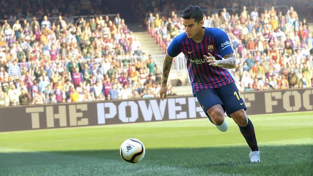 Pro Evolution Soccer 2019 можно опробовать бесплатно на Xbox One