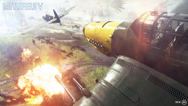 Подписчики EA Access смогут играть раньше в бета-тест Battlefield 5