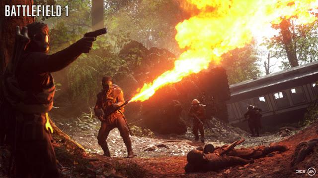 Battlefield 1 получил поддержку разрешения 4K на Xbox One X + бесплатные DLC