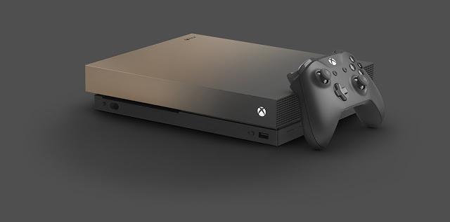 Microsoft анонсировала бандлы Xbox One X в новой расцветке с Battlefield V и Fallout 76