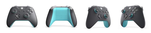 Microsoft анонсировала два новых геймпада для Xbox One