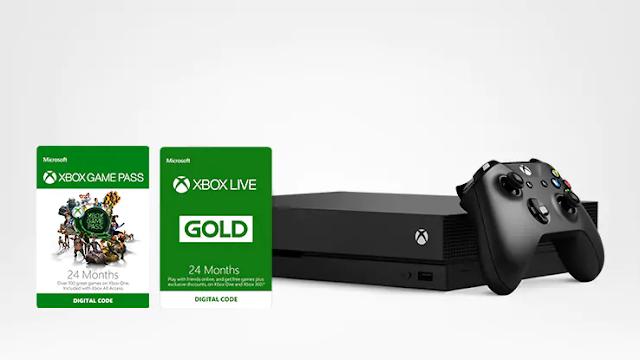 Microsoft объявила о запуске программы Xbox All Access