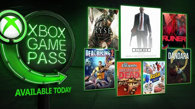 Список новых бесплатных игр в Xbox Game Pass в августе